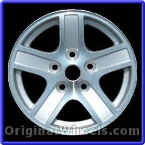 Dodge Durango Lug Pattern >> 2006 Dodge Durango Rims 2006 Dodge Durango Wheels At