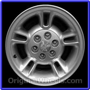 Dodge Durango Wheels B on 1999 Dodge Durango