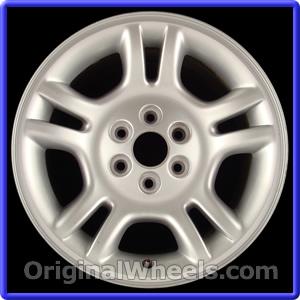 Dodge Durango Lug Pattern >> 2003 Dodge Durango Rims 2003 Dodge Durango Wheels At
