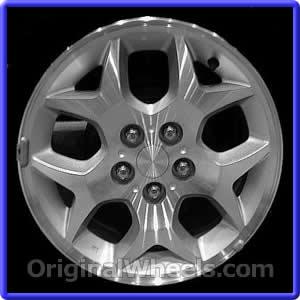 2000 Dodge Neon Rims, 2000 Dodge Neon Wheels at OriginalWheels.com