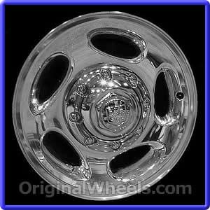 Dodge Truck Wheels B on 2001 Dodge 2500 Silver