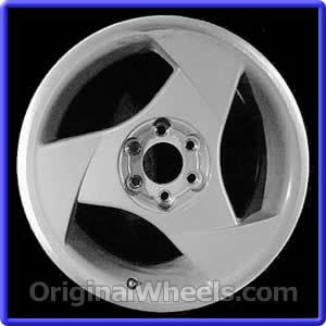 1995 Dodge Viper Rims, 1995 Dodge Viper Wheels at OriginalWheels.com