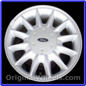 Wheel Part Number 3213 1997 2000 Ford Contour