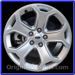Ford Ranger Lug Pattern >> 2011 Ford Edge Rims, 2011 Ford Edge Wheels at ...