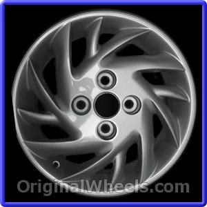 1999 Ford Escort Rims, 1999 Ford Escort Wheels at ...