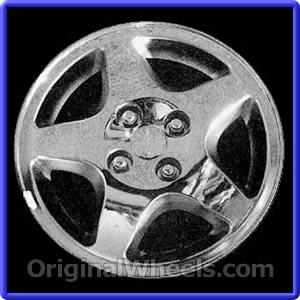 1999 Ford Escort Rims 1999 Ford Escort Wheels At Originalwheels Com