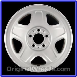Ford Ranger Lug Pattern >> 1996 Ford Explorer Rims, 1996 Ford Explorer Wheels at OriginalWheels.com