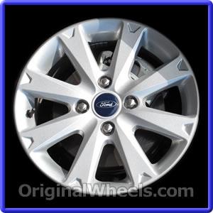 2013 Ford Fiesta Rims, 2013 Ford Fiesta Wheels at OriginalWheels.com