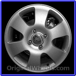 2000 ford focus bolt pattern