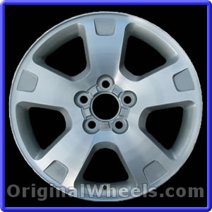"Ford Freestyle 2005 2006 2007 17/"" Factory OEM Wheel Rim"