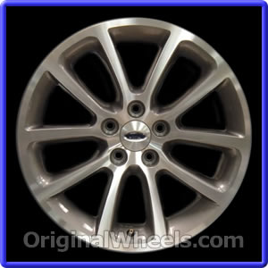 Alloy Wheels Ford Fusion