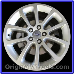 Like New 2010 Ford Fusion Wheels Used Rims