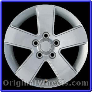 2009 Ford Fusion Rims, 2009 Ford Fusion Wheels at OriginalWheels.com