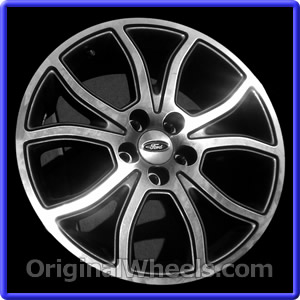 380052662d1 2011 Ford Fusion Rims