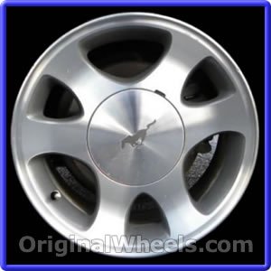 Like New 2001 Ford Mustang Wheels Used Rims