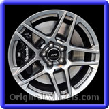 Ford escort original rims