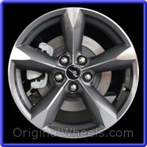 2015 Ford Mustang Rims, 2015 Ford Mustang Wheels at ...