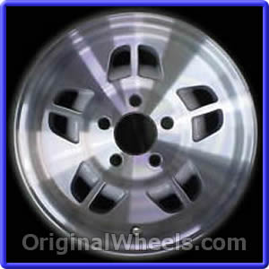 Ford Ranger Lug Pattern >> 1999 Ford Ranger Rims 1999 Ford Ranger Wheels At Originalwheels Com