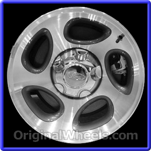 Ford Ranger Lug Pattern >> 2003 Ford Ranger Rims, 2003 Ford Ranger Wheels at ...