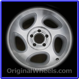 2000 ford ranger bolt pattern