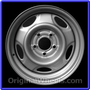Ford Ranger Lug Pattern >> 2003 Ford Ranger Rims, 2003 Ford Ranger Wheels at OriginalWheels.com