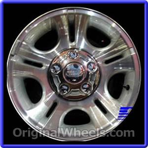 2011 Ford Ranger Rims, 2011 Ford Ranger Wheels at ...