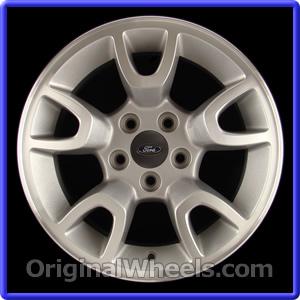 Ford Ranger Lug Pattern >> 2010 Ford Ranger Rims, 2010 Ford Ranger Wheels at
