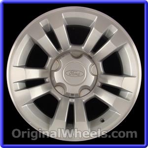 Ford Ranger Bolt Pattern >> 2011 Ford Ranger Rims 2011 Ford Ranger Wheels At Originalwheels Com