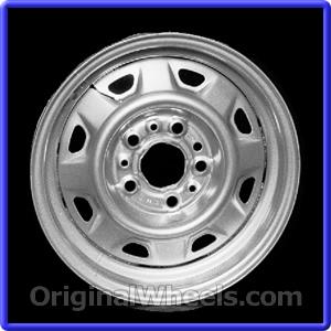 Ford Ranger Bolt Pattern >> 1992 Ford Ranger Rims 1992 Ford Ranger Wheels At Originalwheels Com