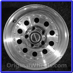 Ford Ranger Lug Pattern >> 1990 Ford Ranger Rims, 1990 Ford Ranger Wheels at ...