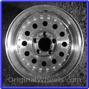 Like New 1990 Ford Ranger Wheels Used Rims