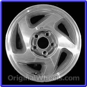 Ford Ranger Wheels B