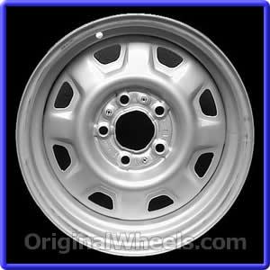 Ford Ranger Lug Pattern >> 1990 Ford Ranger Rims, 1990 Ford Ranger Wheels at OriginalWheels.com