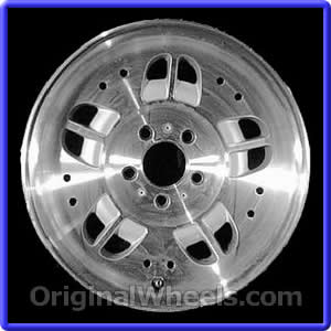 Ford Ranger Lug Pattern >> 1993 Ford Ranger Rims, 1993 Ford Ranger Wheels at