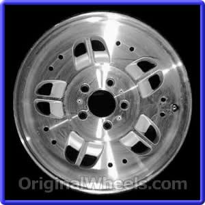 Ford Ranger Lug Pattern >> 1993 Ford Ranger Rims 1993 Ford Ranger Wheels At Originalwheels Com