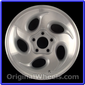 96 ford ranger 4x4 tire size