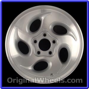 Ford Ranger Lug Pattern >> 1996 Ford Ranger Rims, 1996 Ford Ranger Wheels at
