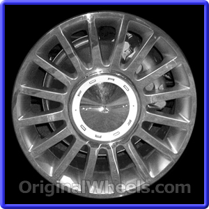 2005 Ford Thunderbird Rims, 2005 Ford Thunderbird Wheels ...