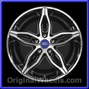 "Genuine Ford Transit Connect MK1 16/"" Alloy Wheel Single 1910491"
