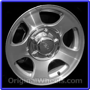 Bolt pattern for 2002 F150 Supercrew? - Ford F150 Forum