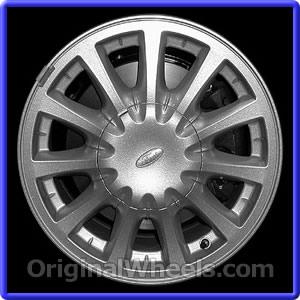 2003 Ford Windstar Rims, 2003 Ford Windstar Wheels at ...
