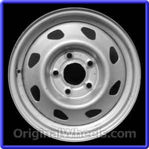 Chevy S10 Bolt Pattern >> 1998 GMC Jimmy Rims, 1998 GMC Jimmy Wheels at OriginalWheels.com