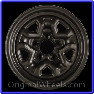 1990 GMC S15 Rims, 1990 GMC S15 Wheels at OriginalWheels com