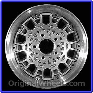 Gmc Safari Wheels B