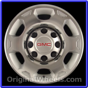 2009 GMC Sierra 2500 Rims, 2009 GMC Sierra 2500 Wheels at OriginalWheels.com