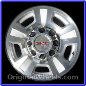 Used Chevy Avalanche >> 2008 GMC Sierra 2500 Rims, 2008 GMC Sierra 2500 Wheels at ...