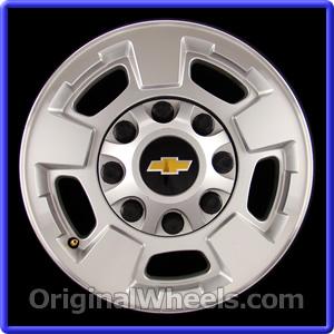 2012 GMC Sierra 2500 Rims, 2012 GMC Sierra 2500 Wheels at ...