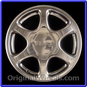Gmc Sierradenali Wheels B