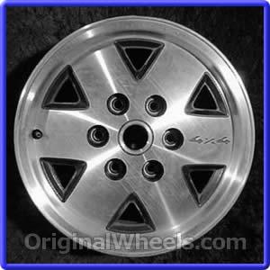 Used Chevy Truck Rims >> 1989 GMC Truck 1500 Rims, 1989 GMC Truck 1500 Wheels at ...