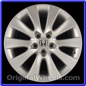 2010 honda accord rims 2010 honda accord wheels at for Honda accord lug pattern